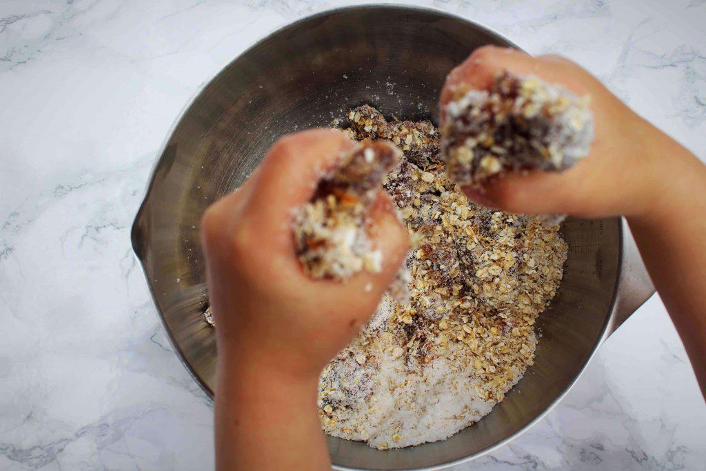 bakken met zelfgemaakt vanille extract